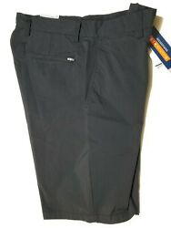 NEW Old Navy Built In Flex Ultimate Slim Dry Quick BLACK Shorts 32x10quot; STRETCH $14.99
