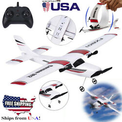 RC Plane 2.4Ghz 2CH Remote Control Airplane Ready To Fly RTF Gliding Aircraft $24.99