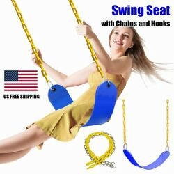 Heavy Duty Swing Seat Accessories Replacement Set Outdoor Playground Tree Swing $24.99