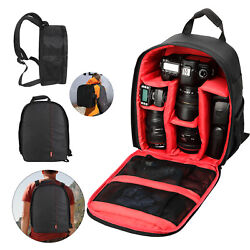 Large Camera Backpack Bag for Canon Nikon Sony DSLR amp; Mirrorless by Altura Photo $19.98