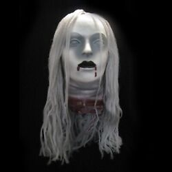 Life size Female Severed Ghost Woman Cut Off Head Halloween Party Prop $18.95