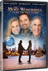 THE MOST WONDERFUL TIME OF THE YEAR New Sealed DVD Henry Winkler $8.87