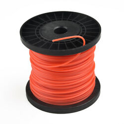 Roll 5lb .095 Commercial String Trimmer Line For Echo Stihl Redmax Replace Part