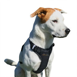 Quinnky Pets USA Dog Harness for Large Dogs No Pull Dog Harness Large Breed $12.99