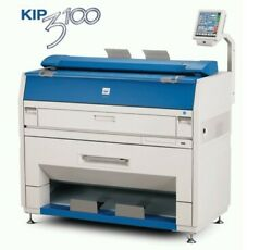 KIP 3100 Wide Format Plotter Printer Scanner and Copier $3000.00