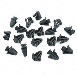 10 Pieces Grille Clip Black for Nissan: 01553 03831; 62318 01WOO $6.00