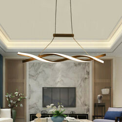 Modern LED Chandelier Dining Room Ceiling Light Acrylic Pendant Lamp Fixtures $71.99