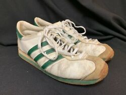 Adidas Vintage Athletic Tennis Shoe 9.5 Mens Late 70#x27;s Early 80#x27;s $28.99