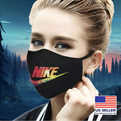 Nike Face Mask Washable Reusable Breathable adjustable Sport Mask. $14.99