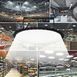 UFO LED High Bay Light 300W 30000LM 6500K Daylight White Commercial Lighting