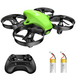 Potensic Upgraded A20 Mini Drone RC Nano Quadcopter Remote Control Aircraft Toys $27.99