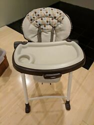 Graco Dots High Chair $30.00
