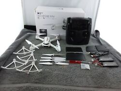 Hubsan H502S FPV X4 Desire Drone HD Camera GPS Altitude Hold White Used $79.99