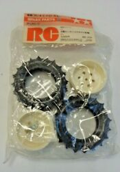 TAMIYA RC PARTS 4WD PIN SPIKE TIRE FRONT WITH WHEEL No 235 5235 1 MIB $19.99