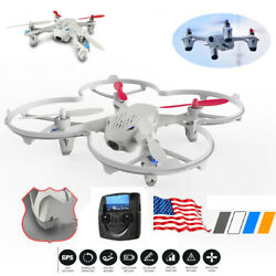 FPV Drone Quadcopter with Camera Drone Professional 4K Drone Helicopter 2.4Ghz $41.49