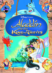 Aladdin and the King of Thieves DVD 2005 NEW SEALED $9.99