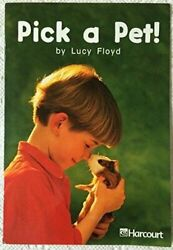 Pick a Pet : On Level by Harcourt School Publishers Staff $4.39