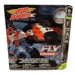 Brand New In Open Box Air Hogs RC Fly Crane Helicopter Remote Control  $29.95
