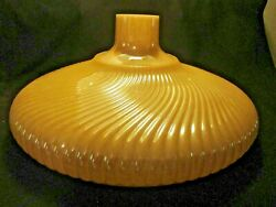 14quot; SWIRL TORCHIERE SHADE $80.00
