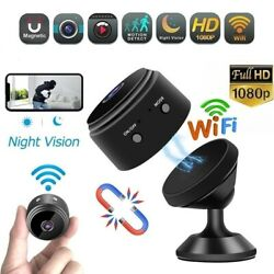 Mini Camera Wireless Wifi IP Home Security 1080P DVR Night Vision Remote Camera $18.79