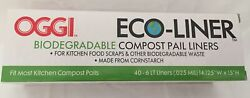 Oggi Eco Liner Compost Pail Liners $20.95