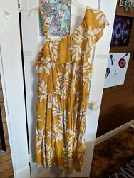 Old Navy Plus Size Summer Dress 3X $8.99
