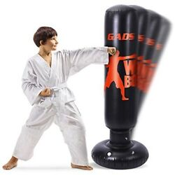 Gads Punching Bag For Kids Premium Inflatable Bag for Immediate Bounce Back $27.99