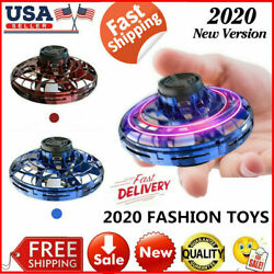Scoot Hands Free Mini Drone Helicopter w 360° Rotating amp; Shinning LED Lights US $14.89