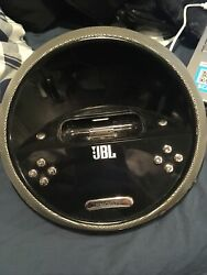 JBL On time Micro With Am Antenna And Adapter Works Great $19.00