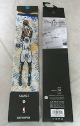 NEW STANCE SOCKS NBA KLAY THOMPSON Golden State WARRIORS MENS Size Large 9 12 $10.00