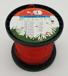 1lb .106 ROUND Orange Commercial String Trimmer Line