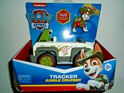 Nickelodeon Paw Patrol Tracker Jungle Cruiser quot;NEWquot; $22.00