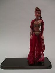 1999 HASBRO 12quot; STAR WARS MODERN 1 6 SCALE LOOSE FIGURE SLAVE PRINCESS LEIA $29.95
