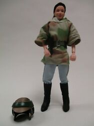 1999 HASBRO 12quot; STAR WARS MODERN 1 6 SCALE FIGURE LOOSE PRINCESS LEIA ENDOR $19.95