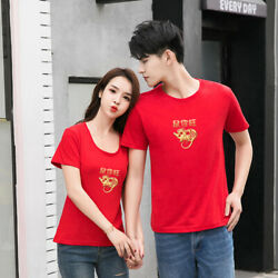 Women men summer tops Leisure couple T shirt prosperous mouse 2020 $14.08