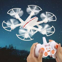 New 2.4G 3D Roll Gravity Sensor FPV R C Hexacopter With 6 Axis Gyro MN $42.89