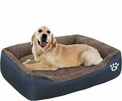 Dog Beds for Small Medium Large Dogs Soft Dog Bed with Washable Removable Cove $75.68