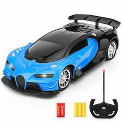 Remote Control Car 1 16 Scale Electric Remote Toy Racing with Led Lights High $25.30
