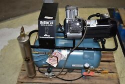 Air Techniques AirStar 22 Dental Air Compressor Oil Free 1.5HP 2007 Unit $564.00