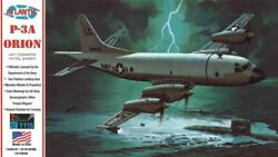 New Atlantis 1:115 US Navy P 3A Orion Patrol Bomber Plastic Model Airplane Kit $21.99