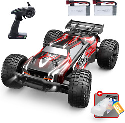 DEERC 9206E Remote Control Car 1:10 Scale Large RC Cars 48 kmh High Speed for 2 $151.92