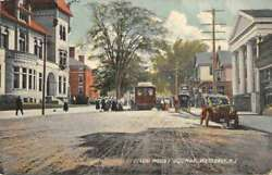 Westerly Rhode Island Dixon House Square Vintage Postcard AA24504 $16.75
