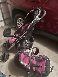 Evenflo Stroller And Car Seat travel system $65.00