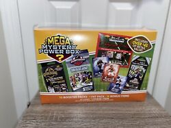 Football Mega Mystery Power Box New Unopened NFL *LIMITED* Meijer Special $60.00