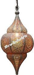 Moroccan Turkish Hanging Lamps Vintage Ceiling Lights Fixture Home Lantern Gifts $59.99