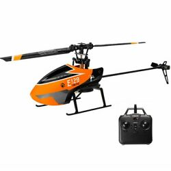Eachine E129 2.4G 4CH 6 Axis Gyro Altitude Hold Flybarless RC Helicopter RTF $69.99