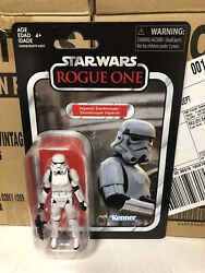 Star Wars Vintage Collection Wave 6 VC140 Rogue One Stormtrooper $19.95