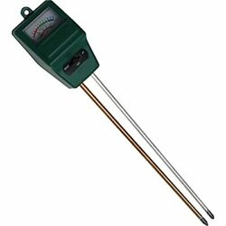 Worm Farming PH Moisture Meter For Red Wiggler Composting Bins Garden amp;amp $29.65