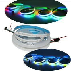2 pcs 1M SK6812 RGB COB 322LEDS M Dream Color LED Strip Decorative Lighting DC5V