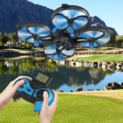 Mini RC Drone Mode 3D 360° Flips amp; Rolls 2.4G Gyro Quadcopter Altitude Hold US $15.86
